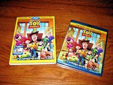 Toy Story 3 (Blu-ray/DVD, 2010, 4-Disc Set, Includes Digital Copy)