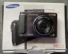 Samsung WB1000 Digital Camera with Manual Controls 12.2MP