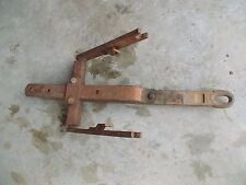 Allis Chalmers Wd Wd45 45 Tractor Ac Snap Coupler Drawbar Draw Bar Assembly Hitc