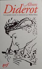 Album Pléiade Diderot