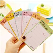 To Do List Sticker Post Bookmark It Marker Memo Tab Sticky Note cute 1x daily uk