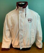 Vintage Foretravel Motorhomes Motorcade Club Men's Jacket - Size XL, White, EUC