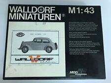 1938 Opel Olympia 2dr sedan kit by Walldorf Miniaturen 1:43 VERY RARE!