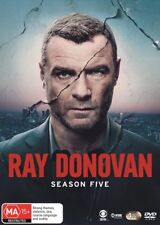 RAY DONOVAN : Season 5 : NEW DVD
