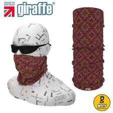 G500 UK Multifunctional Headwear Neckwarmer Snood Scarf Bandana Headband Tube