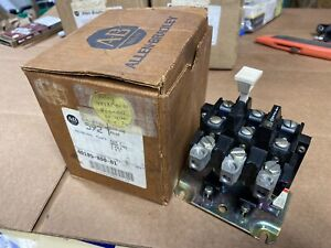 NEW Allen Bradley Size 2 Overload Relay 40185-800-01 3-Pole FAST SHIPPING