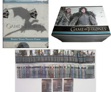 Game Of Thrones Season 3 Trading Card Collection Complète Lot x98 Cartes NEW Box