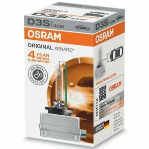 Osram Xenarc D3S 66340 12/24V 35W 4300K PK32d-5 HID Xenon Headlight Bulb