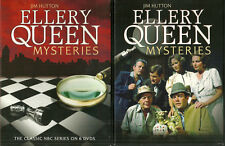 Out of Print - Used 6  DVD Set - ELLERY QUEEN MYSTERIES - Jim Hutton - 24 pg bkl
