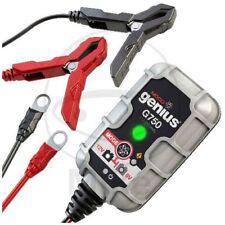 KFZ- Schiffs- Motorrad- Batterieladegerät 6/12V G750 für Gel AGM EFB Lithium-Ion