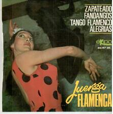 "< 402-md > 7"" single: juerga Flamenca-Zapateado/Fandangos/alegrias"