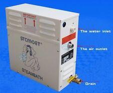 4.5kw Sauna Steam Bathroom 4m³ Steam Generator Khan Stove 220/380V +Controller