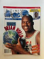 Orlando Magic Magazine Shaquille O'Neal Cover 1994 Dream Team
