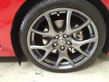 Mazda RX-8 GT BBS Forged 19' alloy rims& tyres excellent cond