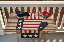 Americana Star Spangled Cotton Placemat