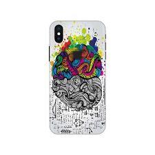 iPhone 8 7 Plus Skin STICKER Decal 10 6 Plus 6s X xs Left Right Brain 2 PS326