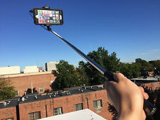 EXTENDABLE HANDHELD SELFIE STICK MONOPOD FOR SAMSUNG GALAXY ON5 J3 J7 NOTE 7 5 4