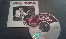 CD JAMES HARMAN BAND - STRICTLY LIVE IN '85 / VOL.1 / RAR