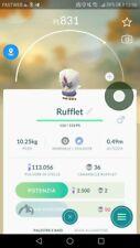 Pokemon Go - Rufflet POKEMON [SPOOF]
