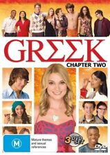 Greek : Chapter 2 (DVD, 2009, 3-Disc Set)