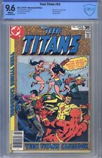 Teen Titans (1966 Series) #53 Cbcs 9.6 Origin Teen Titans, Batman, Wonder Woman
