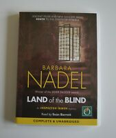 Land of the Blind - by Barbara Nadel - MP3CD - Audiobook