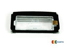 NEW GENUINE MINI COOPER REAR LICENSE PLATE LAMP LIGHT LENS COVER 7114535