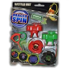 Toupie - Dracco Spin - Battle set 2 toupies