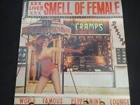 "The Cramps ""Smell OF Female"" Original LP. 1st pressing w/insert. 1983. RARE !"
