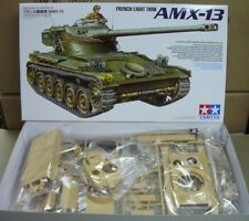 35349 FRENCH LIGHT TANK AMX-13  Tamiya 1:35 model kit