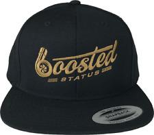 Boosted Status Snapback Hat - OG Gold