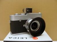 "Leitz Wetzlar - Leica MDa Kit Super Angulon-M 1:4/21mm ""Top Prime Kit"" - RAR!"