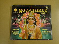 2-CD / THE WORLD OF GOA TRANCE - VOLUME 3