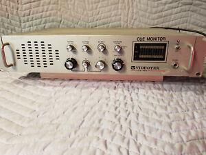 Videotek APM-8RS Cue Monitor