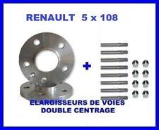 ELARGISSEUR DE VOIES 16mm ELARGISSEURS RENAULT MEGANE 2 RS