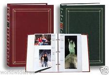 6-Pack Pioneer APS-247 3-Ring Bi-Directional Le Memo Photo Album - Asst. Colors