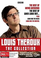 Louis Theroux:The Collection DVD NEW Region 4 Weird Weekend The Nazis Best Of