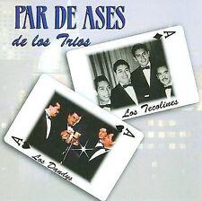 Los Dandys & Los Tecolines : Par de Ases de Los Trios CD