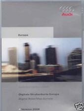 AUDI a6/a8/q7 Navigazione DVD 2008 MMI 2g HIGH AUDI N. 4e0 919 884 BD