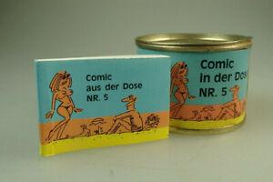 Comic aus der Dose Nr. 5 - erotischer Comic 1988 (76495)