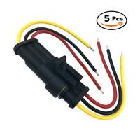 Per Delphi 3 VIE CONNETTORE IMPERMEABILE DONNA Automotive Sensore 12162280