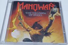 Manowar - Triumph Of Steel - VG (CD)