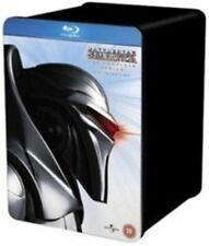 Battlestar Galactica The Complete Series 5050582708691 Blu Ray Region B