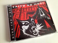 FAITH NO MORE King for a Day Fool for a Lifetime CD DE
