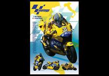 MAX BIAGGI MotoGP Superstar Honda RC211V Motorcycle Racing Classic POSTER (2004)