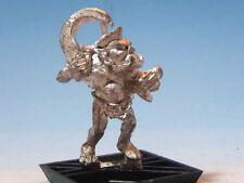 Warhammer Fantasy Battle or Dungeons & Dragons Vintage Savage Orc Warrior #1