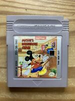 Mickey's Dangerous Chase Nintendo Gameboy GB Tested, Cleaned!