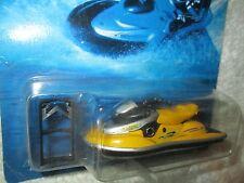 SEA DOO Johnny Lightning Watercraft 1998 Model XP limited SICKTRIX JETSKI BLANK