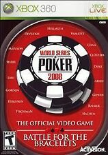 World Series of Poker 2008: Battle for the Bracelets (XBOX360)