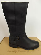 PIKA Nampa Women's Black Leather Boots Size 6.5M